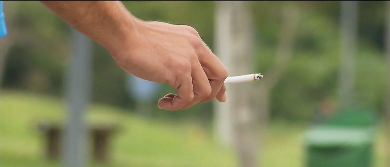 Proibido fumar nos parques municipais de Vitória