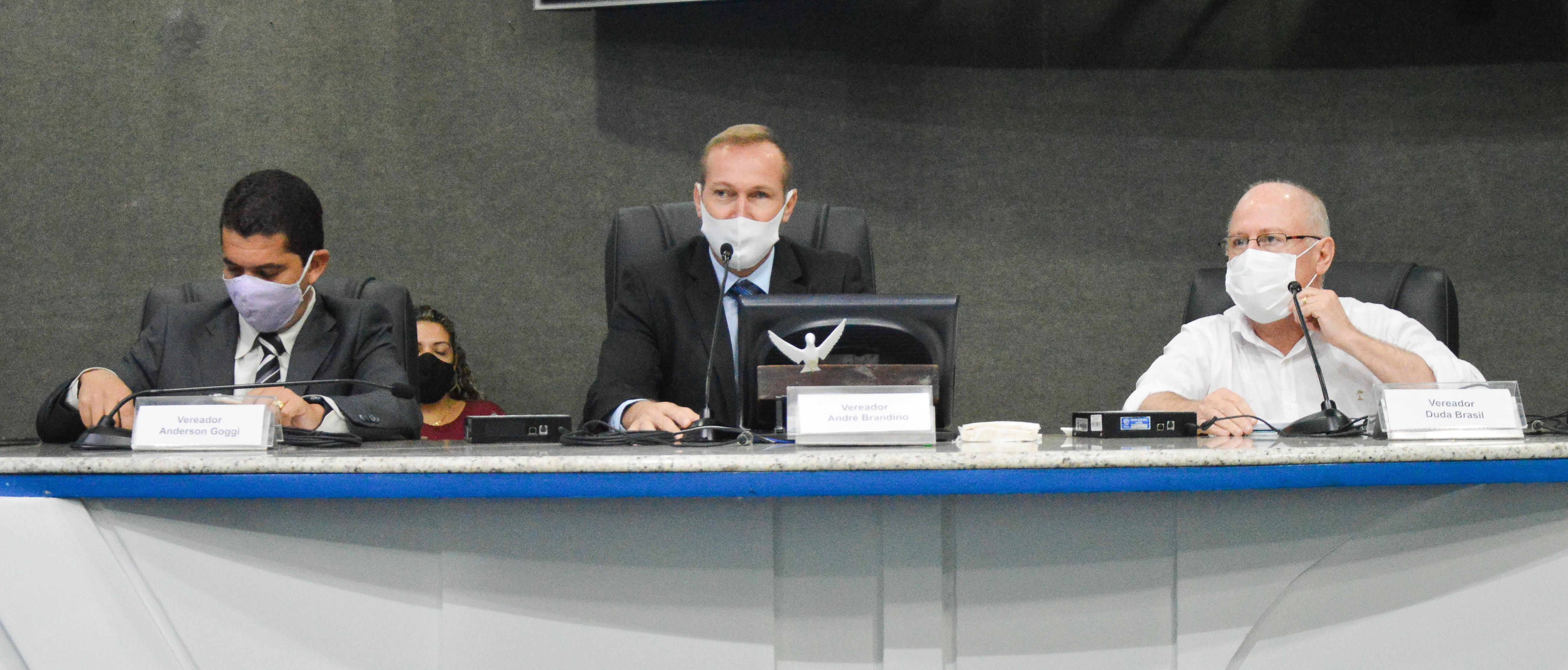 Comissão de Saúde e Assistência Social recebe Secretário Municipal