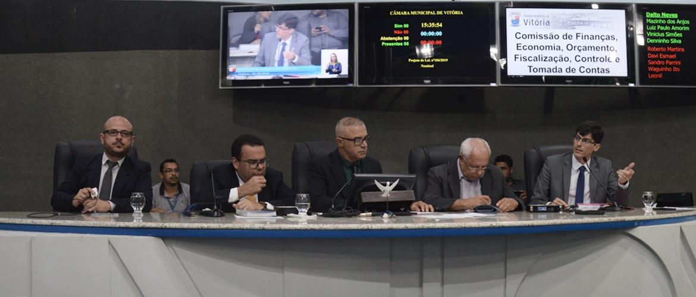 Comissão de Finanças aprova o Projeto de Lei de Diretrizes Orçamentárias para o ano de 2020