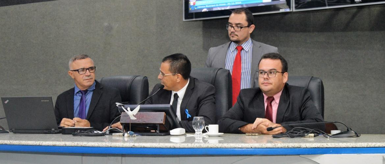 Em Sessão Ordinária vereadores apreciam matéria sobre o Projeto Cultural Rubem Braga