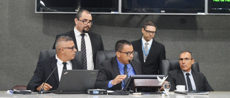 CMV recebe secretário de Segurança Pública Urbana Municipal