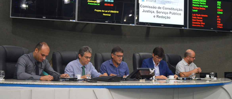 Comissão de Justiça aprova Projeto sobre a publicidade custeada por órgãos da Administração Direta e Indireta de Vitória