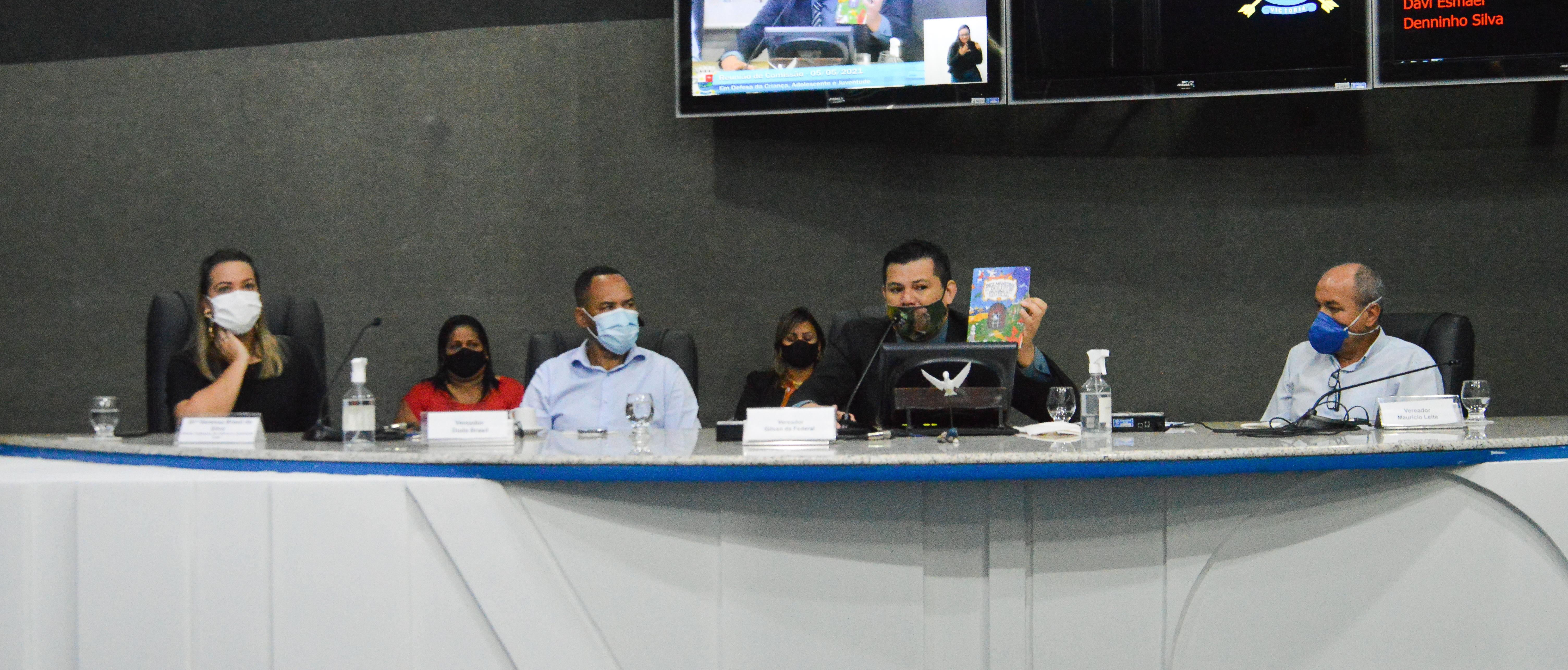 Comissões debatem ações de proteção para a criança