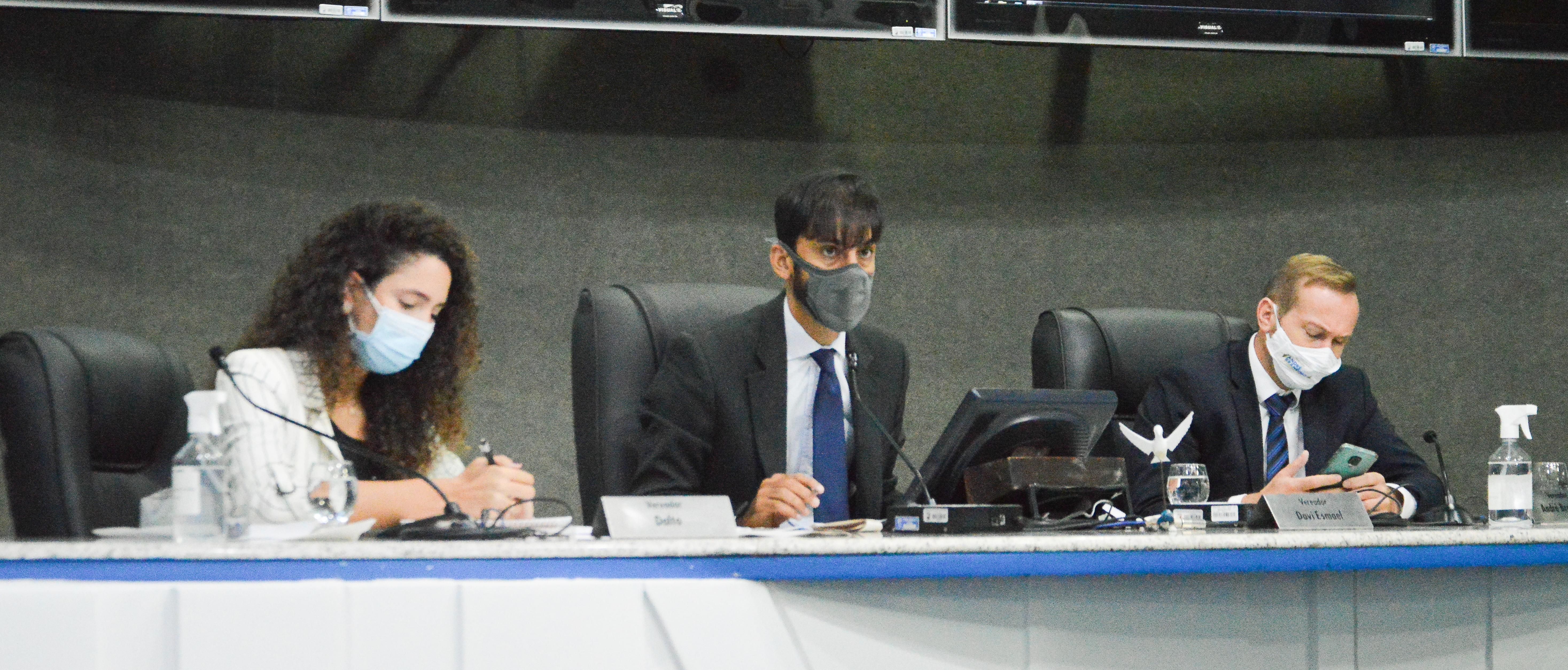Vereador Maurício Leite foi sorteado relator da Corregedoria