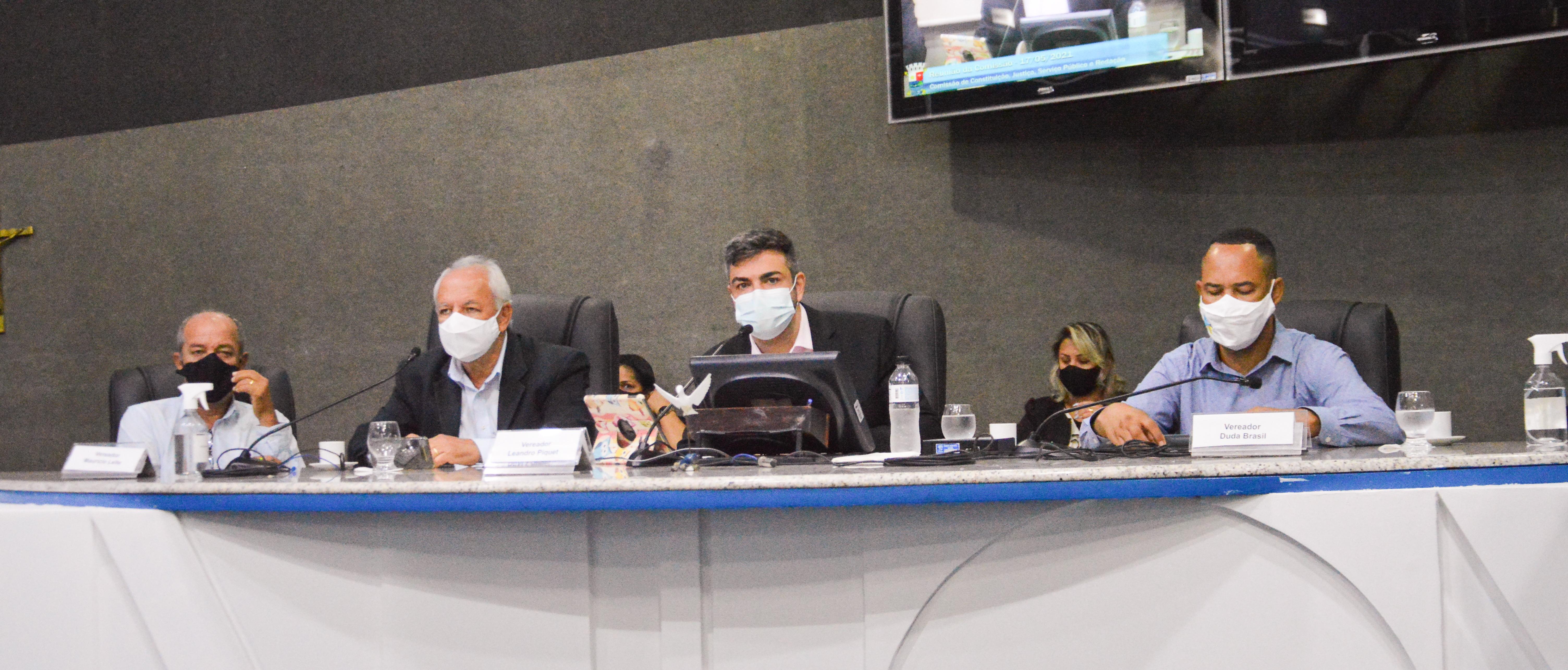 Comissão de Justiça aprova programa para aquisição particular de vacinas de Covid