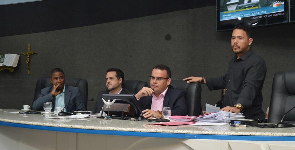 Vereadores criam a Frente Parlamentar em Defesa da Criança e do Adolescente