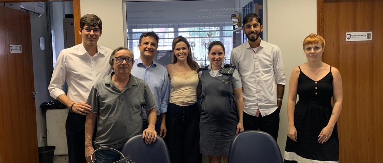 Comissão de Políticas Urbanas realiza reunião com comerciantes de Jardim da Penha