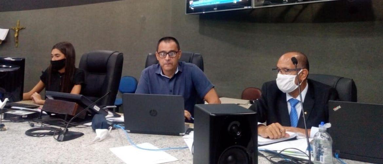 CMV recebe representante do Sindicato dos Servidores Municipais