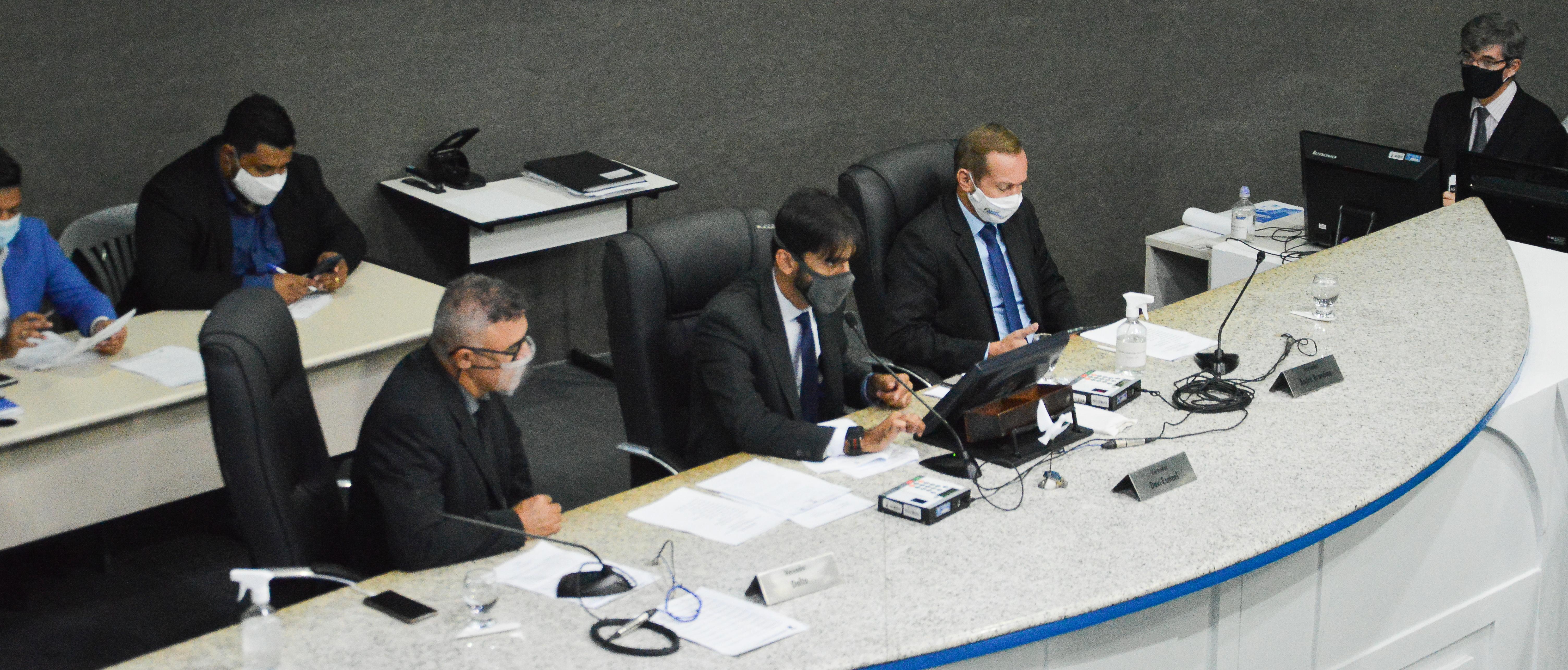 Câmara de Vitória aprova crédito adicional para combate à Covid