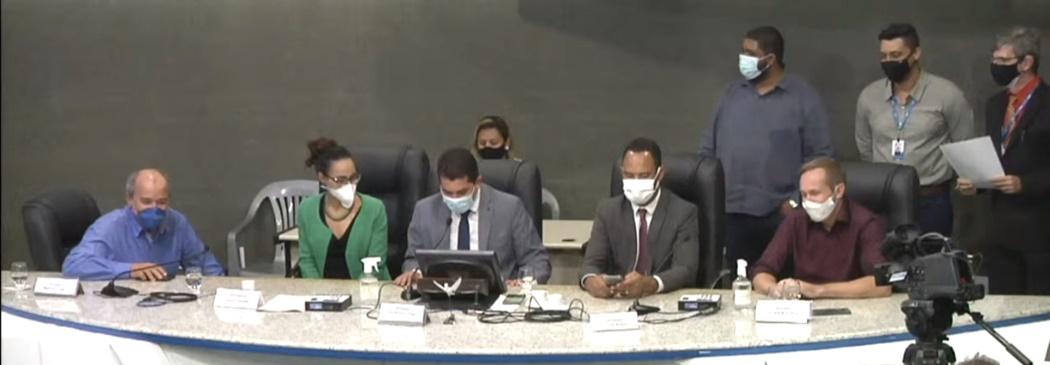 Corregedoria Geral realiza 4ª Reunião Ordinária da Sessão Legislativa
