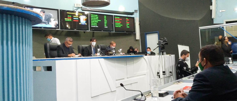 Câmara de Vitória aprova diretrizes para o Orçamento do Município