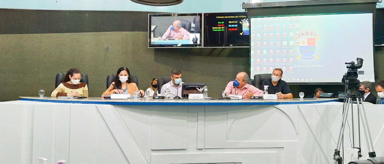 Retorno presencial às aulas é tema de debate de Comissão de Educação